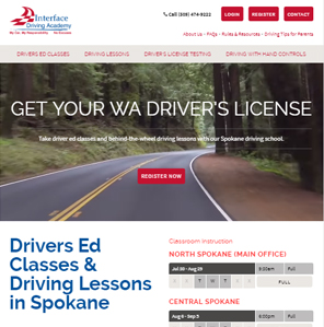Interface Driving Academy